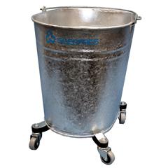 GPS2107 - GeerpresSeaway® Galvanized Steel Oval Mop Bucket
