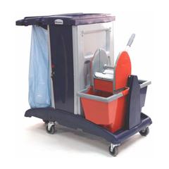 GPS301C - GeerpresModular Plastic Housekeeping Cart