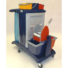 GPS301CT - GeerpresModular Plastic Housekeeping Cart