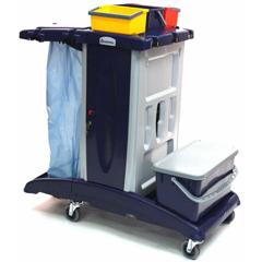 GPS301FT - GeerpresModular Plastic Housekeeping Cart
