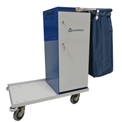 GPS3645 - GeerpresEscort® Powder Coated Housekeeping Cart