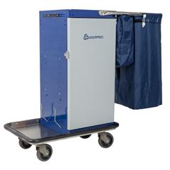 GPS3827 - GeerpresGenesis™ Powder Coated Microfiber Cart