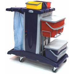 GPS500FT - GeerpresModular Plastic Housekeeping Cart