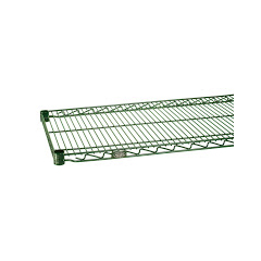 NEXS1836G - Nexel IndustriesPoly-Green™ Wire Shelf