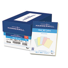 HAM102120 - Hammermill® Fore® MP Recycled Colored Paper