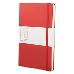HBGQP060R - Moleskine® Classic Coloured Hardcover Notebook