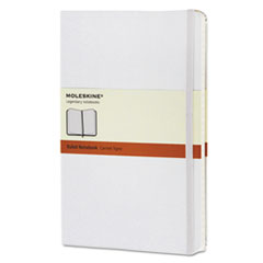 HBGQP060WH - Moleskine® Classic Coloured Hardcover Notebook