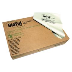 HERY6848EER01 - Heritage Biotuf® Compostable Can Liners