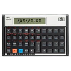 HEWF2231AA - HP 12c Platinum Financial Calculator