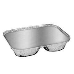 HFA204535-250W - Aluminum Oblong Containers