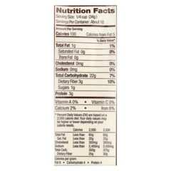 HGR0127159 - Bob's Red MillGluten Free All Purpose Baking Flour - 22 oz. - Case of 4