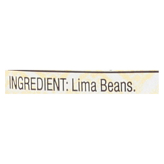 HGR0127423 - Bob's Red MillLarge Lima Beans - 28 oz. - Case of 4