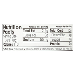 HGR0127852 - Earth's BestOrganic Tender Chicken and Stars Baby Food - Stage 3 - Case of 12 - 6 oz.