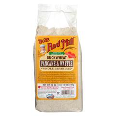 HGR0132761 - Bob's Red MillBuckwheat Pancake and Waffle Mix - 26 oz. - Case of 4
