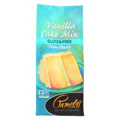 HGR0148890 - Pamela's ProductsVanilla Cake - Mix - Case of 6 - 21 oz.