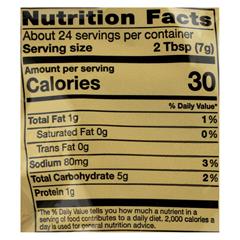 HGR0171793 - ReeseCroutons Caesar Salad - Case of 12 - 6 oz.