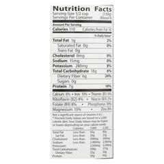 HGR0199430 - Eden FoodsBlack Beans Turtle - Case of 12 - 29 oz.