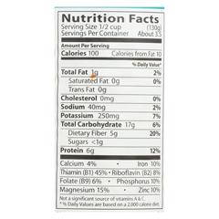 HGR0223214 - Eden FoodsOrganic Cannellini White Kidney Beans - Case of 12 - 15 oz.