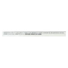 HGR0258830 - Sesmark Foods - Sesame Thins - Original - Case of 12 - 7 oz.
