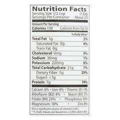 HGR0260307 - Eden FoodsOrganic Garbanzo Beans - Case of 12 - 15 oz.