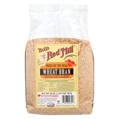 HGR0274837 - Bob's Red MillWheat Bran - 20 oz. - Case of 4