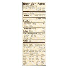 HGR0354795 - Bob's Red Mill100% Organic Brown Rice Flour - Case of 4 - 24 oz.