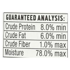 HGR0378893 - Newman's Own OrganicsOrganic Dog Food Can - Chicken - Case of 12 - 12.7 oz.
