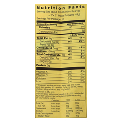HGR050124 - Pamela's ProductsCornbread and Muffin - Mix - Case of 6 - 12 oz.