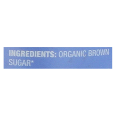 HGR0571653 - Wholesome SweetenersSugar - Organic - Dark Brown - 24 oz. - case of 6