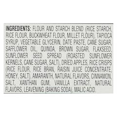 HGR0598631 - Enjoy LifeSnack Bar - Caramel Apple - Gluten Free - 5 oz. - case of 6