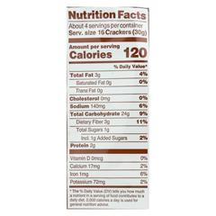 HGR0630277 - CrunchmasterMulti-Grain Crackers - Sea Salt - Case of 12 - 4.5 oz.