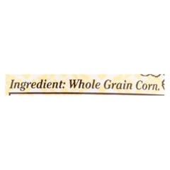 HGR0639575 - Bob's Red MillGluten Free Cornmeal - 24 oz. - Case of 4
