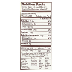 HGR0663815 - Bob's Red MillOrganic Unbleached White All-Purpose Flour - 5 lb - Case of 4