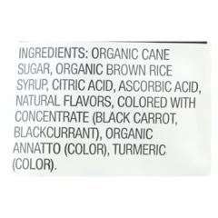 HGR0692756 - Yummy Earth - Organic Candy Drops Freshest Fruit - 3.3 oz. - Case of 6