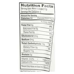 HGR0692798 - Yummy Earth - YumEarth Organics Organic Lemon Drops - Cheeky Lemon - 3.3 oz. - Case of 6