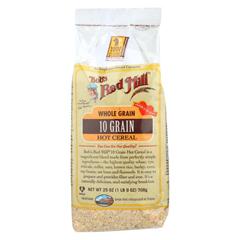 HGR0706887 - Bob's Red Mill10 Grain Hot Cereal - 25 oz. - Case of 4