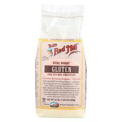 HGR0706945 - Bob's Red MillVital Wheat Gluten Flour - 22 oz. - Case of 4