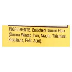 HGR0707224 - Bob's Red MillSemolina Pasta Flour - 24 oz. - Case of 4