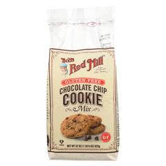 HGR0726364 - Bob's Red MillGluten Free Chocolate Chip Cookie Mix - 22 oz. - Case of 4