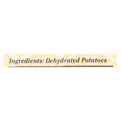 HGR0738583 - Bob's Red MillInstant Mashed Potatoes Creamy Potato Flakes - 16 oz. - Case of 4