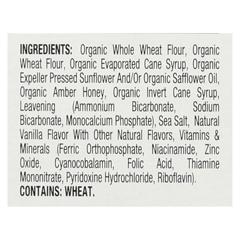 HGR0752931 - Earth's Best - Organic Crunchin Grahams Honey Sticks - Case of 6 - 5.3 oz.