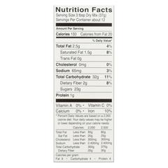 HGR0780551 - GlutinoBrownie - Chocolate Truffle - Case of 6 - 16 oz.