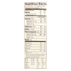 HGR0832170 - Bob's Red MillGluten Free Hearty Whole Grain Bread Mix - 20 oz. - Case of 4
