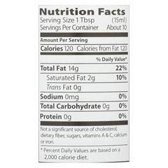 HGR0891309 - Eden FoodsSesame Oil - Toasted - 5 oz. - case of 12