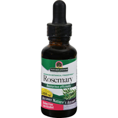 HGR0103861 - Nature's AnswerRosemary Leaf - 1 fl oz