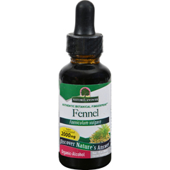 HGR0106062 - Nature's AnswerFennel Seed - 1 fl oz