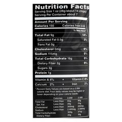 HGR01075498 - Terra Chips - Exotic Vegetable Chips - Original - Case of 12 - 6.8 oz.
