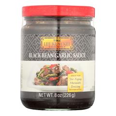 HGR0107904 - Lee Kum Kee - Sauce - Black Bean Garlic - Case of 6 - 8 oz..