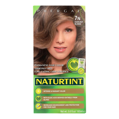 HGR0108258 - Naturtint - Hair Color - Permanent - 7N - Hazelnut Blonde - 5.28 oz.