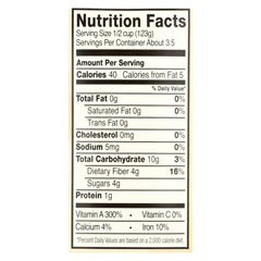 HGR01147933 - Pacific Natural FoodsPumpkin Puree - Organic - Case of 12 - 16 oz.